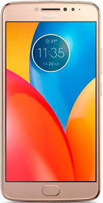 Мобильный телефон Motorola E+ XT 1771 16 Gb золотистый мобильный телефон jiayu g6 mtk 6592 octa core 2 16 13 0mp android 3 g wcdma 5 7 ips 1920 1080