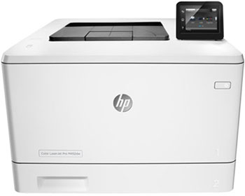 Принтер HP Color LaserJet Pro M 452 nw (CF 388 A) bag kg dust for hp hewlett packard laserjet pro 300 color mfp m375 nw m 451 nw 451dw ce410 ce 411 a copier cartridge reset href