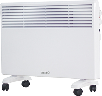 Конвектор Scoole SC HT CM3 1500 WT сэндвичница holt ht sc 001