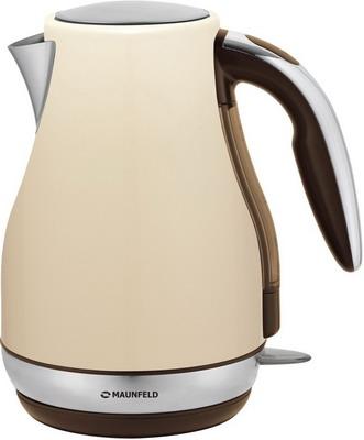 все цены на Чайник электрический MAUNFELD MFK-794 BG бежевый онлайн