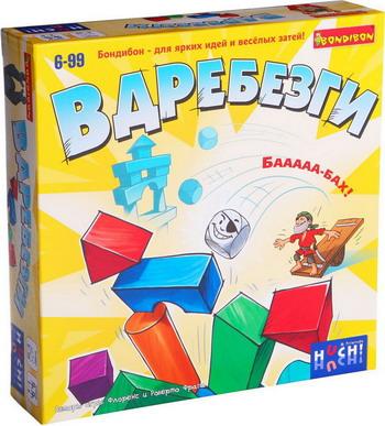 Настольная игра Bondibon Вдребезги ВВ1081 игра bondibon детектор лжи bb1182 196484
