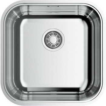 Кухонная мойка OMOIKIRI Omi 44-U/IF-IN Quadro нержавеющая сталь (4993494)
