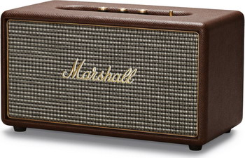 Акустика 2.1 Marshall Stanmore Bluetooth Brown накладные наушники marshall major ii brown