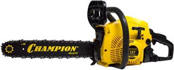 Бензопила Champion 237-16 газонокосилка бензиновая champion lm5127bs