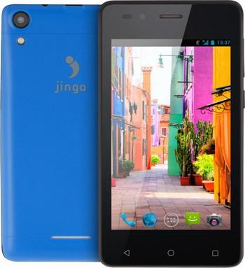 Мобильный телефон Jinga A 400 Синий цена и фото
