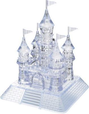 3D головоломка Crystal Puzzle Замок 91002 puzzle 1000 замок simon mardsen 29563