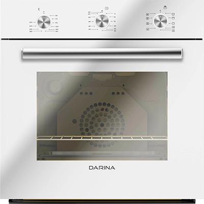 Встраиваемый электрический духовой шкаф Darina 1V5 BDE 111 707 W встраиваемый электрический духовой шкаф darina 1u bde 111 707 at