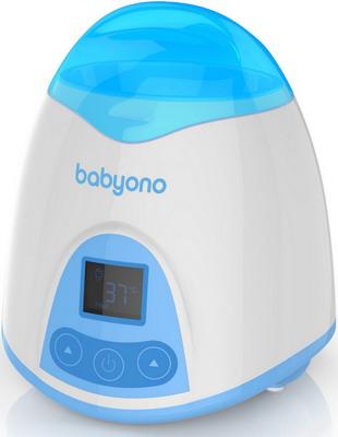 Стерилизатор-подогреватель BabyOno 2 в 1 YASH 66023 babyono жираф желтый