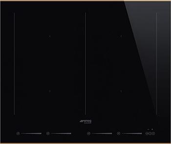 Встраиваемая электрическая варочная панель Smeg SIM 662 WLDR встраиваемая электрическая варочная панель smeg sim 662 dw
