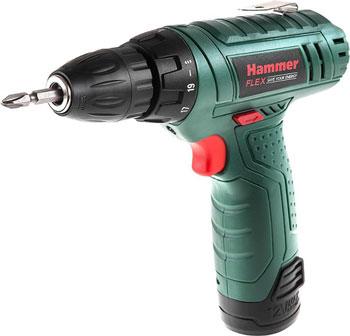 Аккумуляторная дрель Hammer Flex ACD 12 LE hammer premium acd 121 le acd 120 le acd 141 le 101 030