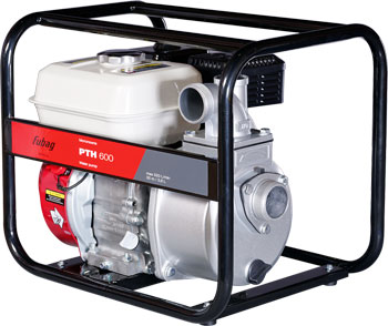 Купить Мотопомпа FUBAG, для чистой воды PTH 600 838264, Китай