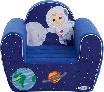 Игровое кресло Paremo серии ''Экшен'' Космонавт PCR 317-09 мягкие кресла paremo детское кресло экшен мореплаватель