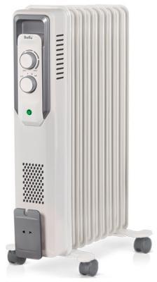 Масляный обогреватель Ballu CUBE BOH/CB-09 W 2000 (9 секций) радиатор масляный ballu boh md 09bbn