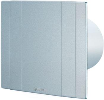 Вытяжной вентилятор BLAUBERG Quatro Platinum 100 серый