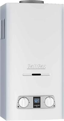 Газовый водонагреватель BaltGaz Comfort 15 водонагреватель газовый baltgaz 13 comfort