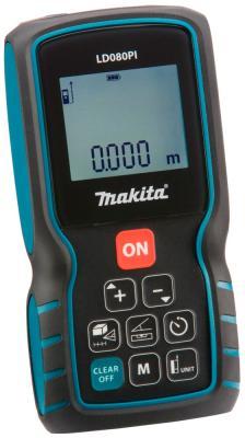 Дальномер лазерный Makita LD 080 PI дальномер лазерный makita ld 100 p