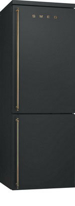 Двухкамерный холодильник Smeg FA 8003 AO smeg kcl 900 poe