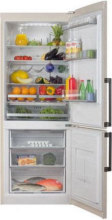 Двухкамерный холодильник Vestfrost VF 466 EB двухкамерный холодильник vestfrost vf 465 eb