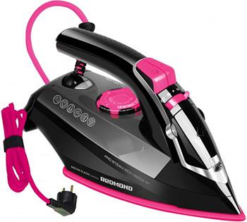 Утюг Redmond RI-C 244 розовый утюг redmond ri c244 черный розовый ri c244 черный розовый