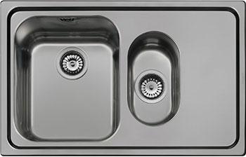 Кухонная мойка Smeg SP 7915 DN мойка lv100s smeg