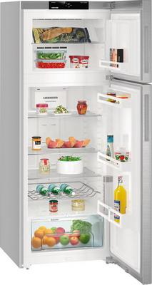 Двухкамерный холодильник Liebherr CTNef 5215 двухкамерный холодильник liebherr ctpsl 2541