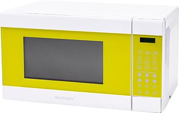 Микроволновая печь - СВЧ Oursson MD 2045/GA (зеленое яблоко) кондитерский набор oursson ck3601sp ga зеленое яблоко
