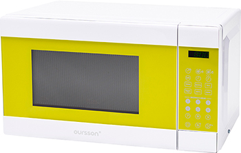 Микроволновая печь - СВЧ Oursson MD 2045/GA (зеленое яблоко) oursson ek1775md ga