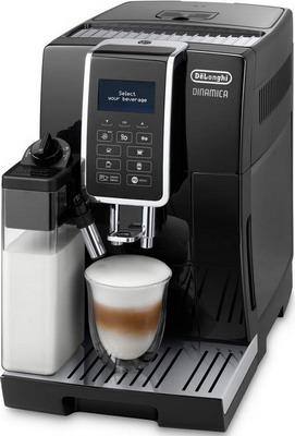 Кофемашина автоматическая DeLonghi ECAM 350.55.B Dinamica кофемашина капсульная delonghi nespresso en 560 w
