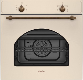 Встраиваемый газовый духовой шкаф Simfer B6GO 12011