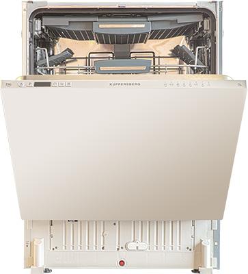Полновстраиваемая посудомоечная машина Kuppersberg GL 6033 встраиваемая посудомоечная машина полностью встраиваемая kuppersberg gl 6033