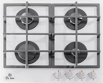 Встраиваемая газовая варочная панель DeLuxe GG4 750229 F-062 источник питания для базового блока grohe f digital deluxe 42429000