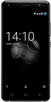 Мобильный телефон Prestigio Muze X5 LTE черный мобильный телефон prestigio muze b3 dual sim black