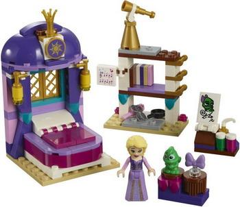 Конструктор Lego Disney Princess: Спальня Рапунцель в замке 41156 игровые наборы disney princess башня рапунцель