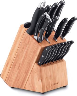 Фото - Нож кухонный Berghoff 20пр кованные 1307146 кованные изделия в интерьере