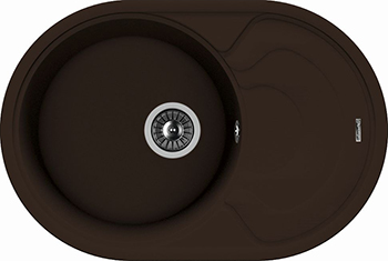 Кухонная мойка Florentina Родос-760 мокко FSm zumman fsm 881