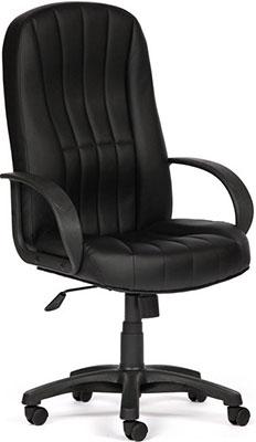 Кресло Tetchair СН833 (кож/зам черный 36-6) кресло tetchair сн833 кож зам коричневый 36 36
