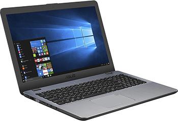 Ноутбук ASUS X 542 UF-DM 071 T (90 NB0IJ2-M 04940) тёмно серый