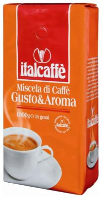 Кофе зерновой Italcaffe Gusto&Aroma 1 кг