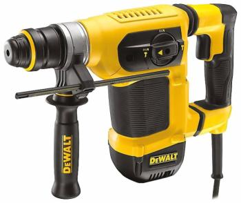 Перфоратор DeWalt D 25413 K перфоратор dewalt d 25133 k ks sds plus 800вт