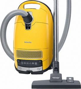 Пылесос Miele SGFA0 Complete C3 HEPA жёлтый пылесос miele sgja0 complete c3 brilliant