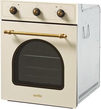 цена на Встраиваемый электрический духовой шкаф Simfer B 4EO 16001