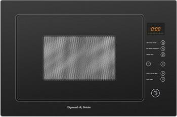 Встраиваемая микроволновая печь СВЧ Zigmund amp Shtain BMO 14.253 B кухонная мойка zigmund amp shtain kaskade 800 швейцарский шоколад