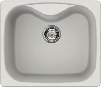 Кухонная мойка Elleci FOX 200  granitek (68) titano LGF 20068 мойка кухонная elleci easy 135 680x500 granitek 51 lgy13551