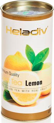 все цены на Чай черный HELADIV HD LEMON 100 gr Round P.T. онлайн