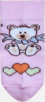 Носочки Брестский чулочный комбинат 14С3081 р. 7-8 019 бл.розовый брюки длина 7 8