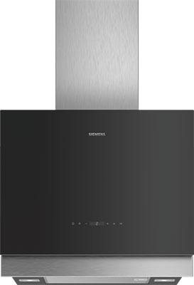 Вытяжка со стеклом Siemens LC 67 FQ P 60 вытяжка siemens lc 91kww60