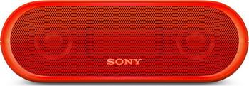 Портативная акустика Sony SRS-XB 20 красная беспроводная акустика sony srs x11 wc