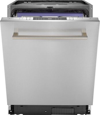 Полновстраиваемая посудомоечная машина Midea MID 60 S 900 цена и фото