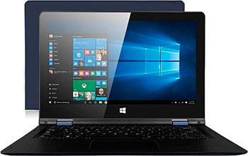 Ноутбук Prestigio Visconte Ecliptica темно-синий