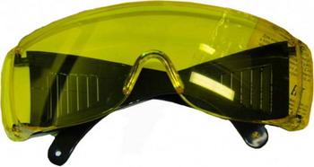 Очки защитные Home Garden желтый светофильтр электротриммер home garden eg 1450 250309015